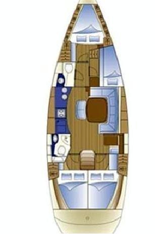 Bavaria 44 (Sail Charlie)  - 1