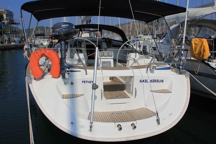 Bavaria 50 Cruiser (Sail Sirius)  - 2