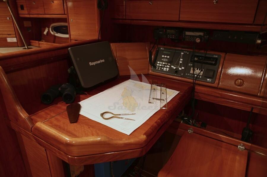 Bavaria 50 Cruiser (Sail Sirius)  - 8