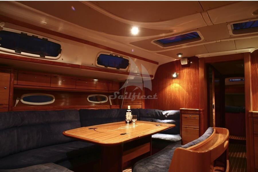 Bavaria 50 Cruiser (Sail Sirius)  - 9