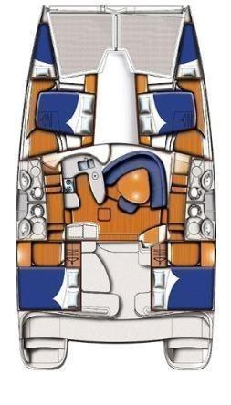 Leopard 434 - 4 + 2 cab. (Sail Capella)  - 1
