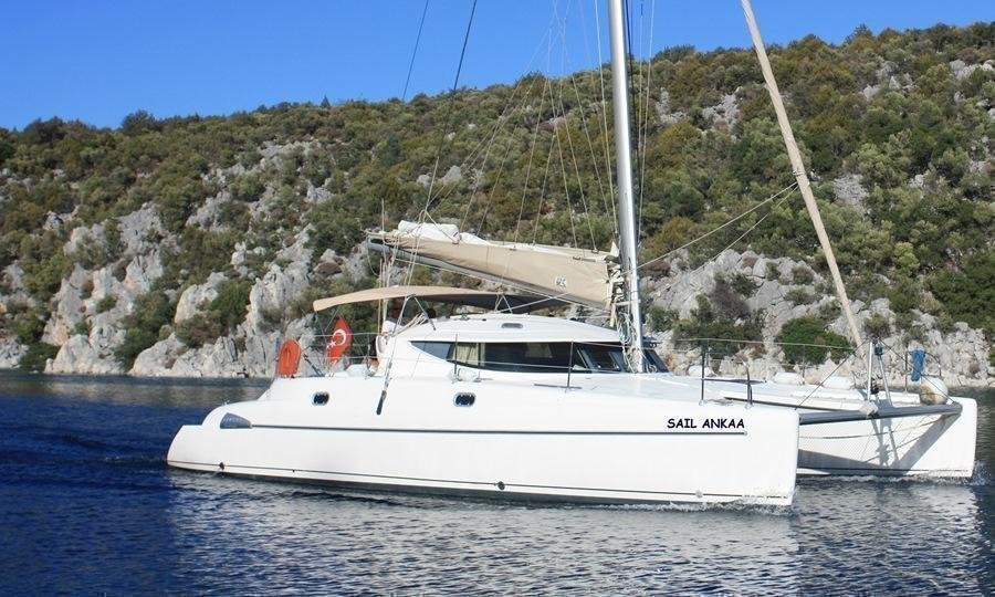 Athena 38 - 4 cab. (Sail Ankaa)  - 0