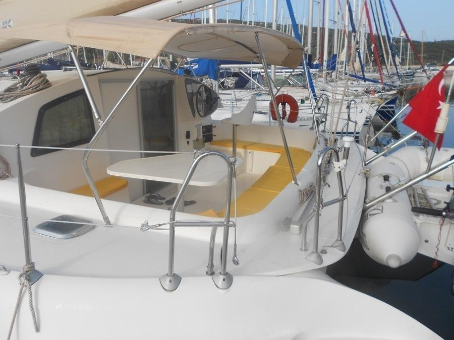 Athena 38 - 4 cab. (Sail Ankaa)  - 3