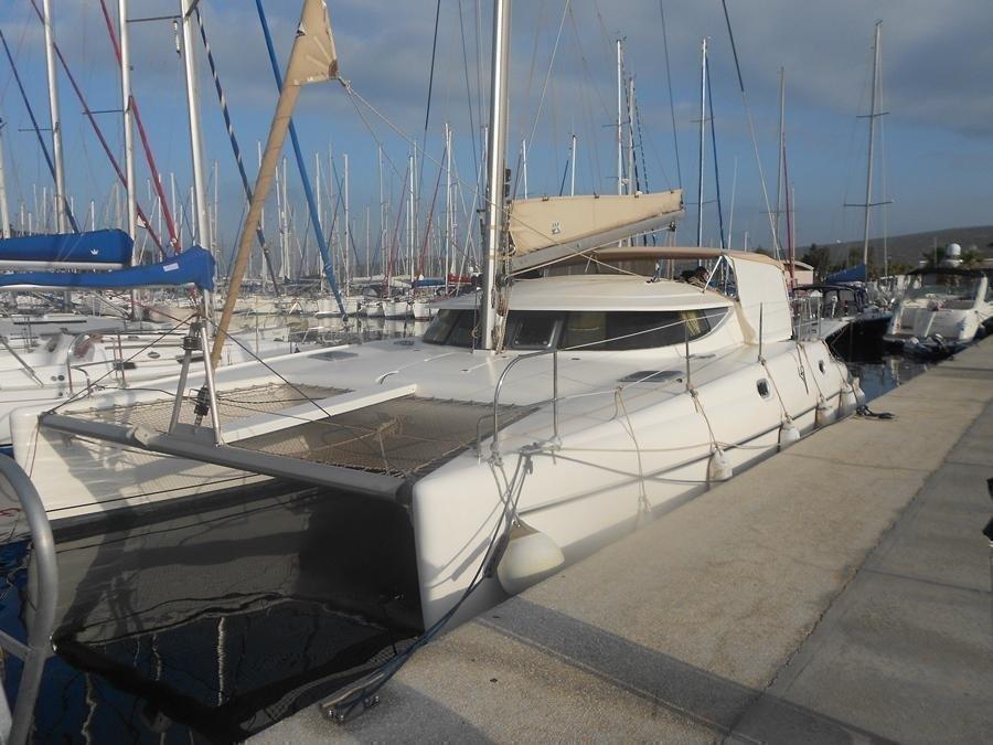 Athena 38 - 4 cab. (Sail Ankaa)  - 4