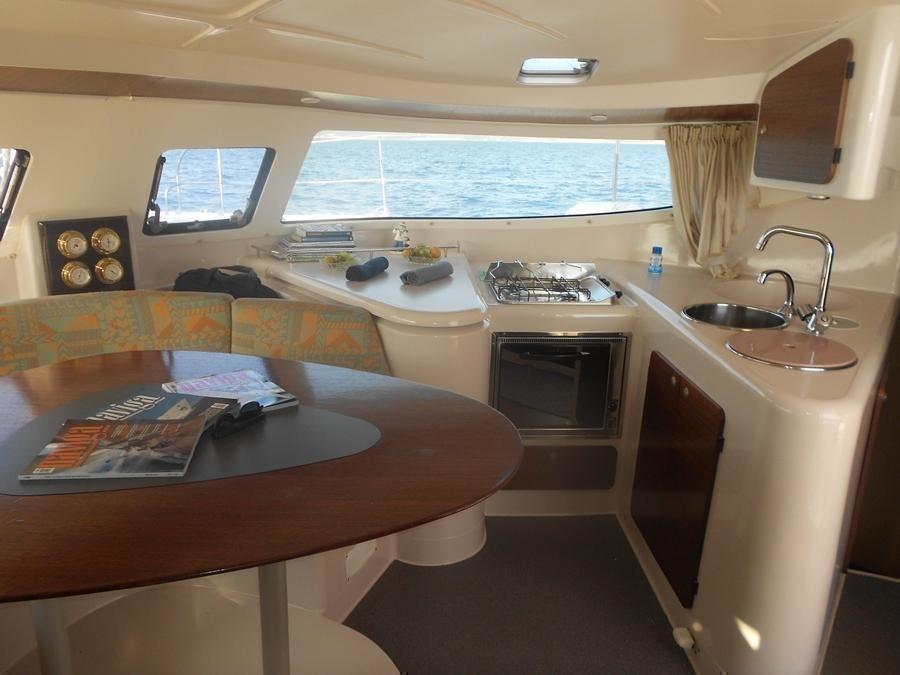 Athena 38 - 4 cab. (Sail Ankaa)  - 6
