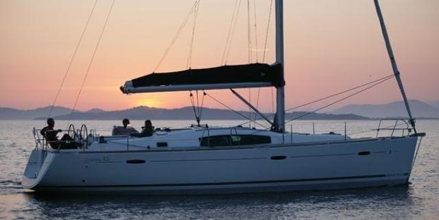 Oceanis 43 - 3 cab. (Sail Altair)  - 2