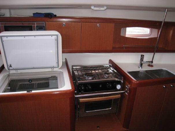Oceanis 43 - 3 cab. (Sail Altair)  - 7
