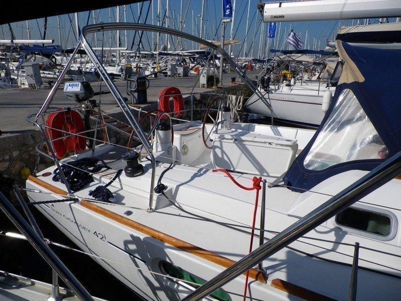 Sun Odyssey 42i (Aegean Spirit)  - 2