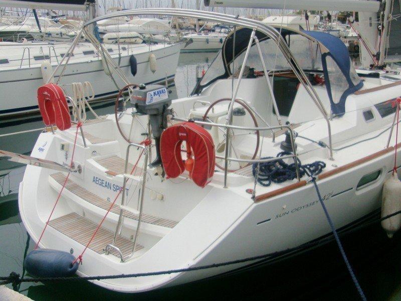 Sun Odyssey 42i (Aegean Spirit)  - 3