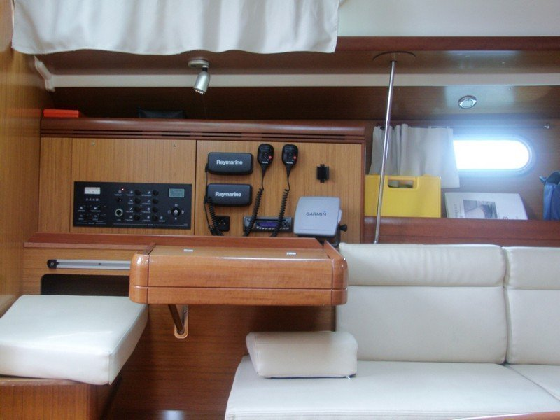 Sun Odyssey 42i (Aegean Spirit)  - 8
