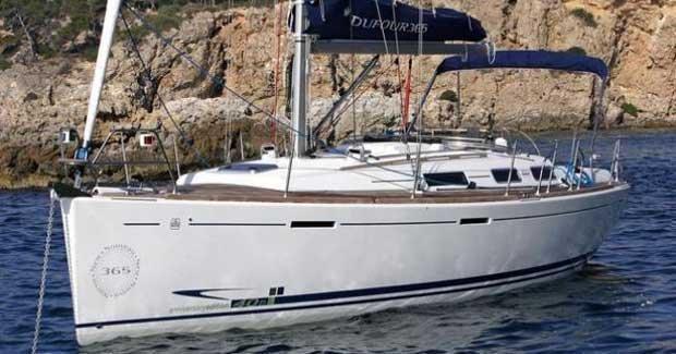 Dufour 365 GL (Skiros)  - 0