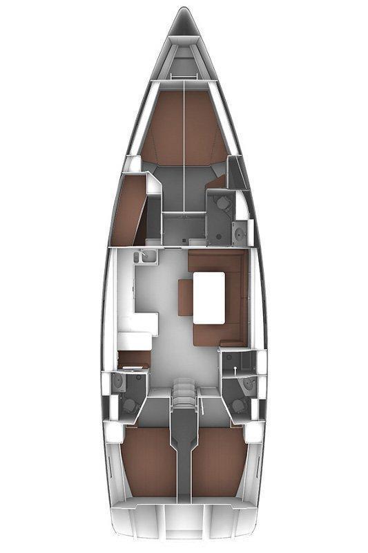 Bavaria Cruiser 51 (Pinotage)  - 2