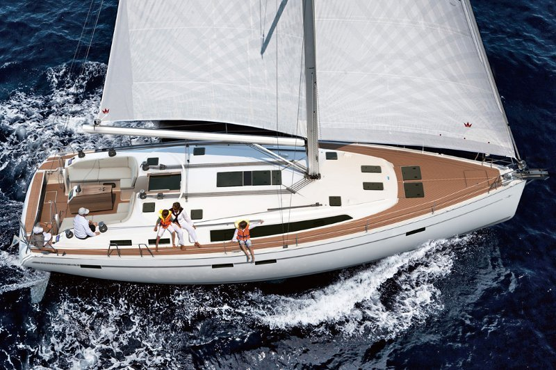 Bavaria Cruiser 51 (Pinotage)  - 4