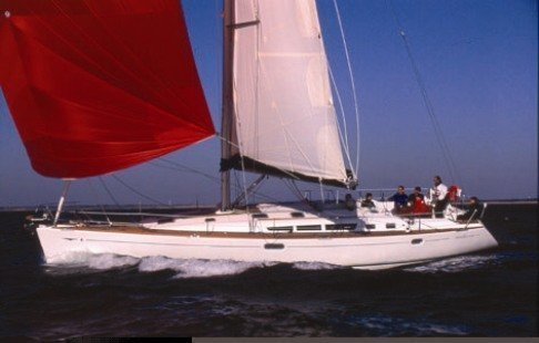 Sun Odyssey 49 (Wild)  - 2