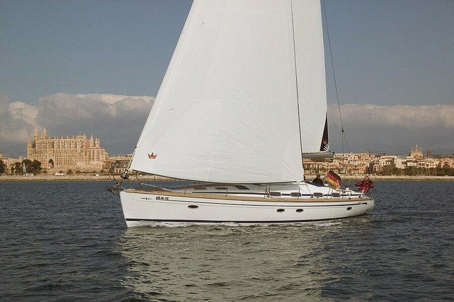 Bavaria 50 Cruiser (Alkyoni)  - 0
