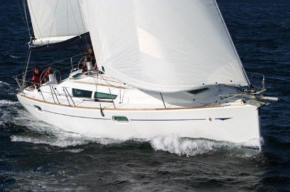 Sun Odyssey 39i (Anguilla)  - 2