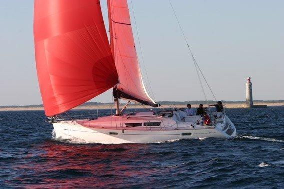Sun Odyssey 39i (Anguilla)  - 3
