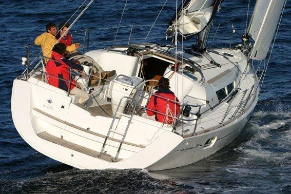 Sun Odyssey 39i (Anguilla)  - 0