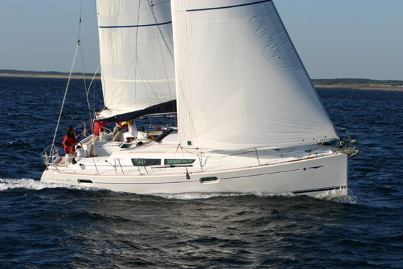 Sun Odyssey 39i (Anguilla)  - 4