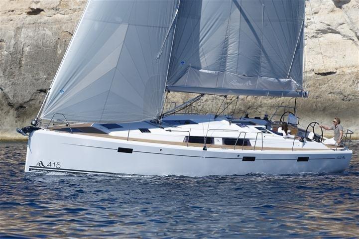 Hanse 415 (Elena)  - 0