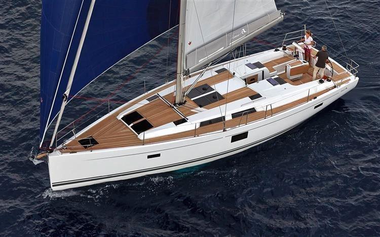 Hanse 455 (Yola)  - 0