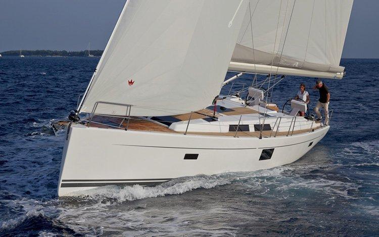 Hanse 455 (Yola)  - 2