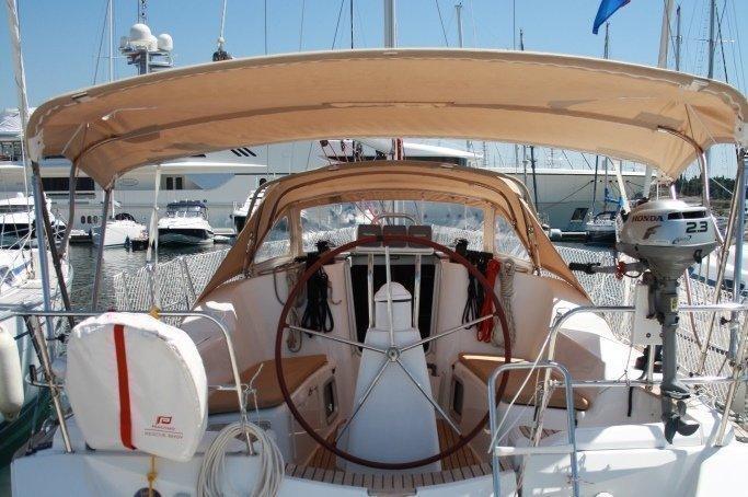 Sun Odyssey 36i (Billabong)  - 3