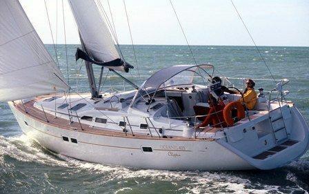 Oceanis Clipper 423 - 4 cab. (Maja II*)  - 0