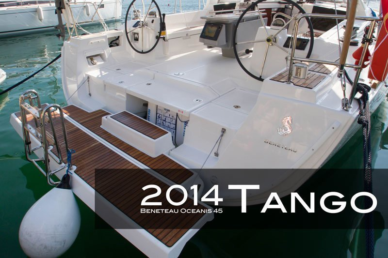 Oceanis 45 - 4 cab. (Tango)  - 2