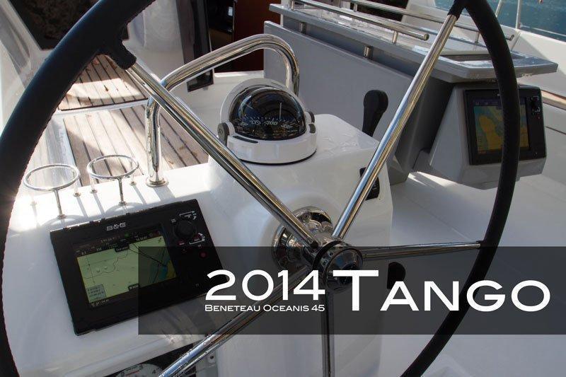 Oceanis 45 - 4 cab. (Tango)  - 3