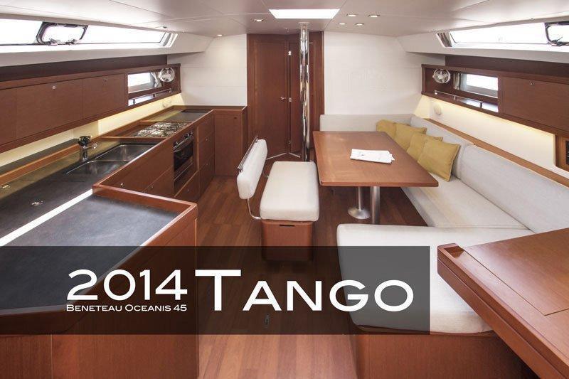 Oceanis 45 - 4 cab. (Tango)  - 8