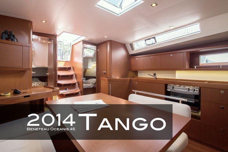 Oceanis 45 - 4 cab. (Tango)  - 9