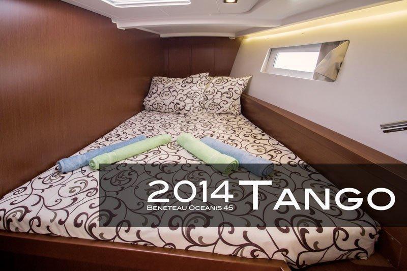 Oceanis 45 - 4 cab. (Tango)  - 10
