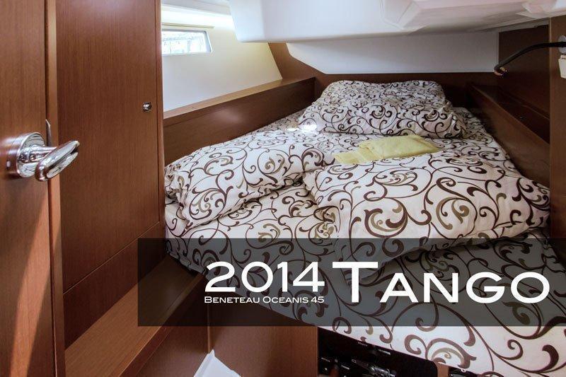 Oceanis 45 - 4 cab. (Tango)  - 11