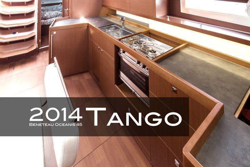 Oceanis 45 - 4 cab. (Tango)  - 12