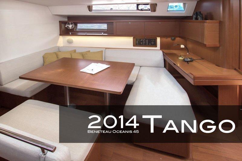 Oceanis 45 - 4 cab. (Tango)  - 13