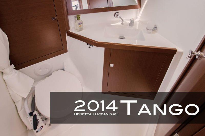 Oceanis 45 - 4 cab. (Tango)  - 14