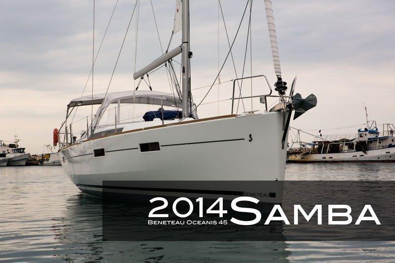 Oceanis 45 - 4 cab. (Samba)  - 3