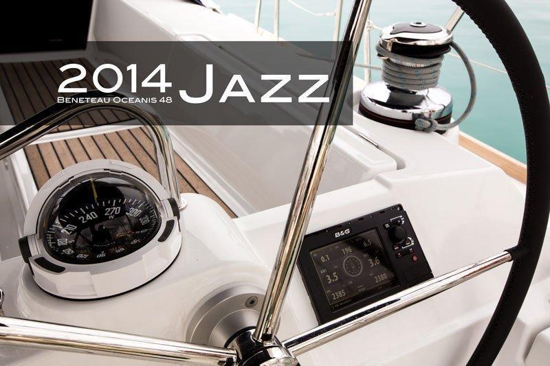 Oceanis 48 - 4 cab. (Jazz)  - 3