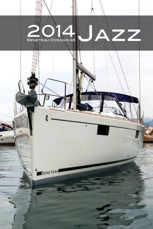 Oceanis 48 - 4 cab. (Jazz)  - 5