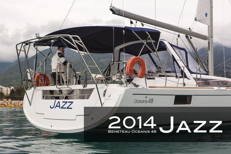 Oceanis 48 - 4 cab. (Jazz)  - 6