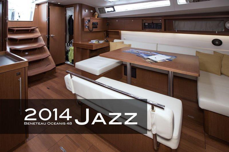 Oceanis 48 - 4 cab. (Jazz)  - 8
