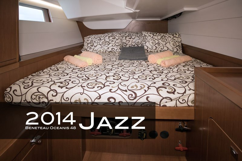 Oceanis 48 - 4 cab. (Jazz)  - 11