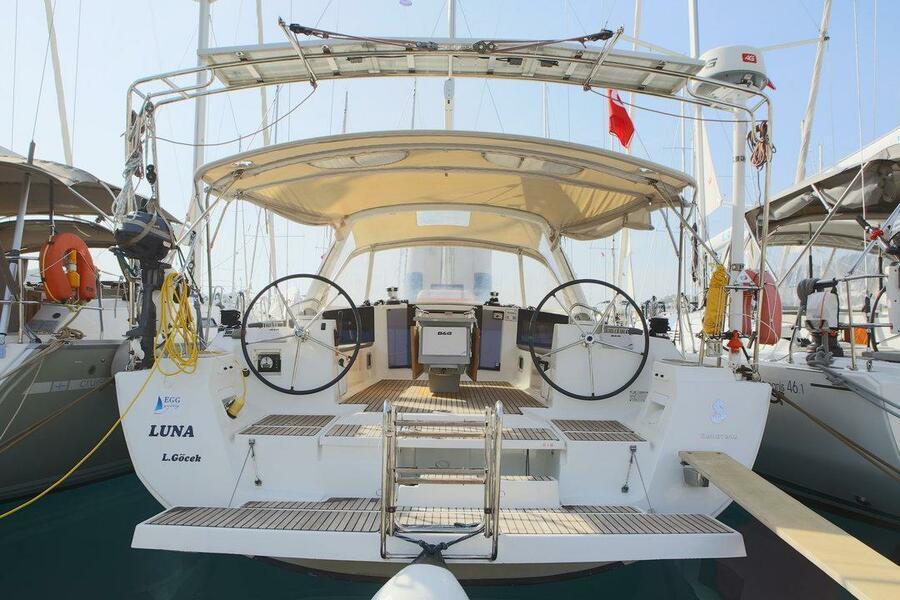Oceanis 45 - 3 cab. (Luna)  - 3