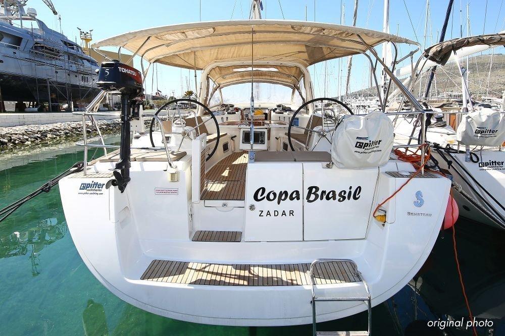 Oceanis 50 Family - 6 cab. (Copa Brazil)  - 0