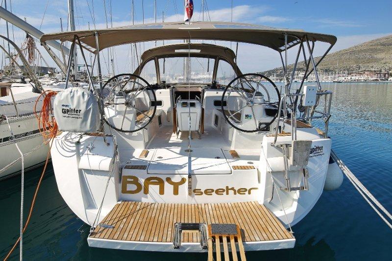Sun Odyssey 469* (BAYseeker)  - 0