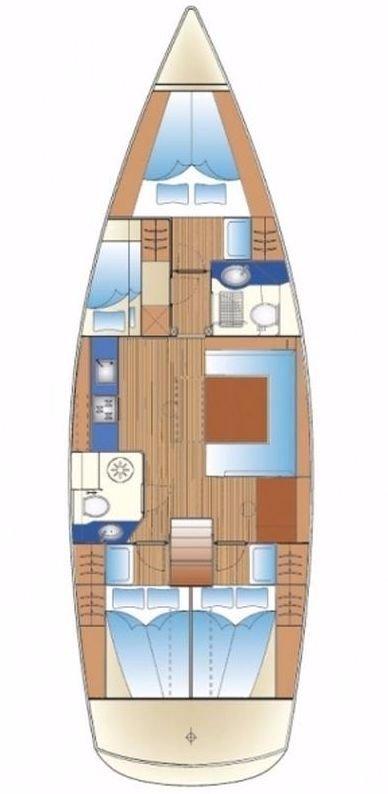 Bavaria 47 Cruiser (Borna II)  - 1