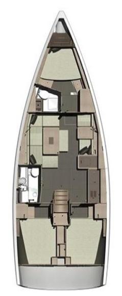 Dufour 412 GL (Matul)  - 1