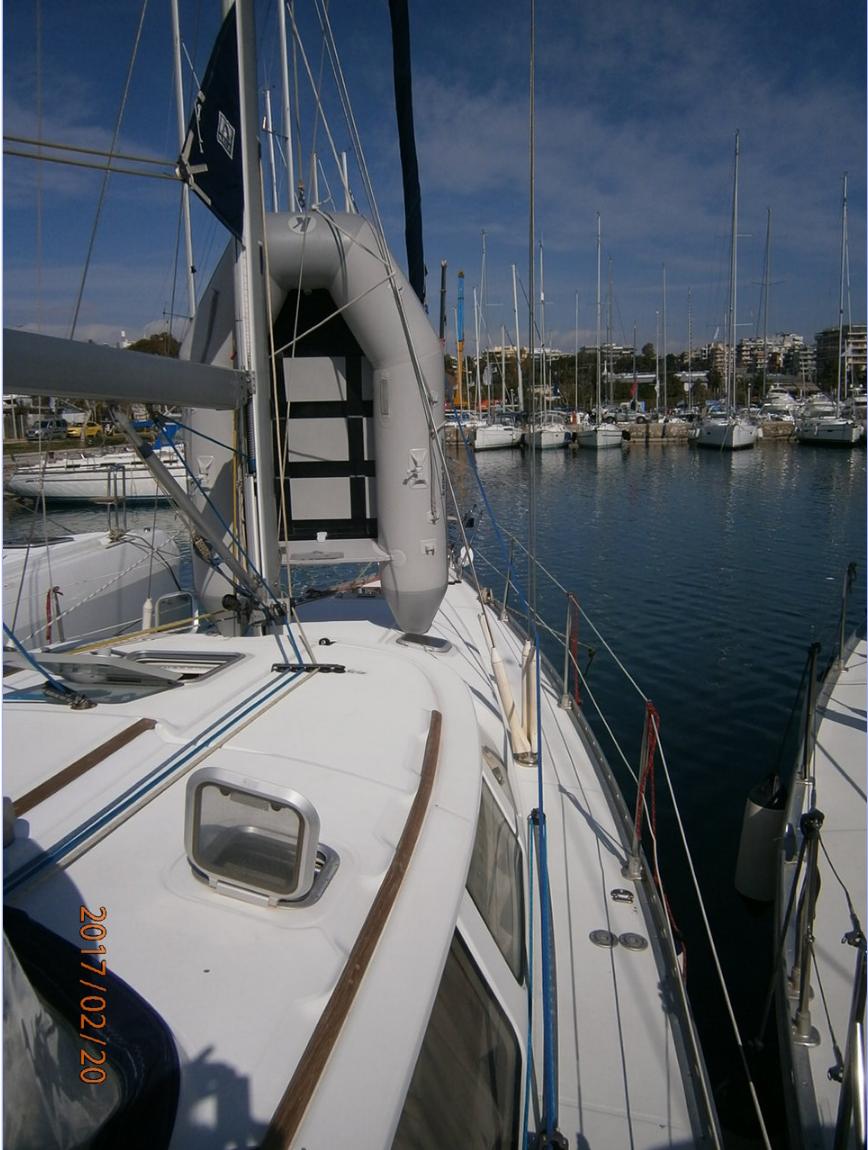 Sun Odyssey 43 DS (Nikolaos)  - 4