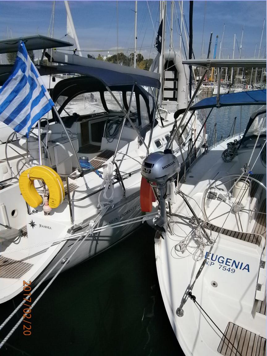 Sun Odyssey 45.2 (Eugenia)  - 2
